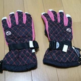 スキー 手袋 130センチ