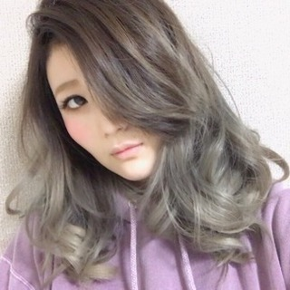 大人気☆外国人風カラー^ ^