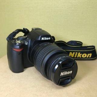 ニコン*デジタル一眼レフカメラ*D40X*レンズ・フィルターセット