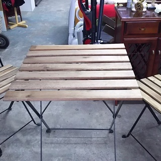 [IKEA/TARNOシリーズ]テーブル/イス⁑リサイクルショップヘルプ