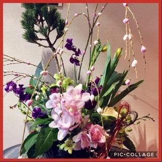 12月29日限定🎀お正月のお花