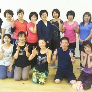 キラキラ☆ズンバ サークル メンバー大募集!!