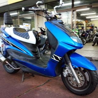 NO.1788 シグナスX125  4サイクルエンジン マフラー ...