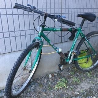 【値下げしました】マウンテンバイク