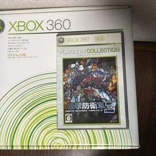 【商談中】 Xbox360+地球防衛軍3