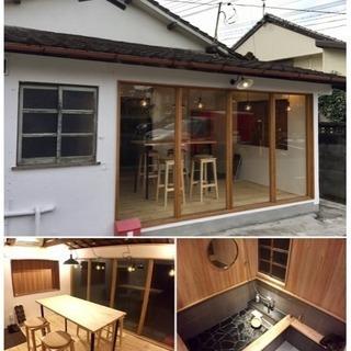 大津町のwork space!