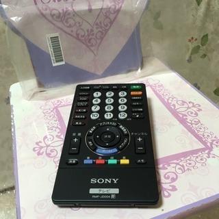 ソニー SONY テレビ 無線式 マルチリモコン RMF-JD004