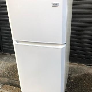 2012年製ハイアール2ドア冷蔵庫106L