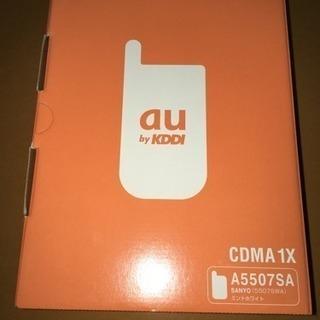 新品未使用 A5507SA