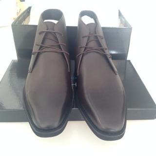 新品未使用!ORIHICA 革靴 ブーツタイプ