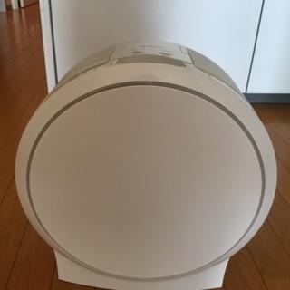 空気清浄機 TOSHIBA フィルター交換済み 2012年製