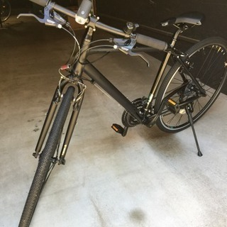 新品クロスバイク(取りに来て頂ける方限定)