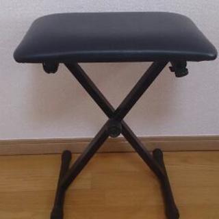 【値下げ】ピアノの椅子