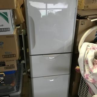 日立 ノンフロン冷凍冷蔵庫 R-27DS ホワイト 3ドア 2013年製