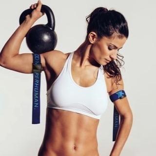 EMS電気で楽々筋肉トレーニング