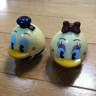 激レア‼️ドナルド デイジー ゼンマイ式 おもちゃ ディズニー トミー