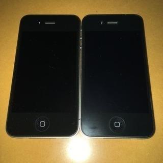 iPhone4 2台