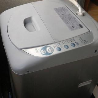 中古4.2kg全自動洗濯機 (SANYO ASW-42T6)