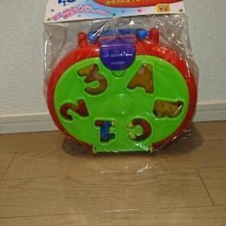 【再値下げ】おもちゃ かばん パズル