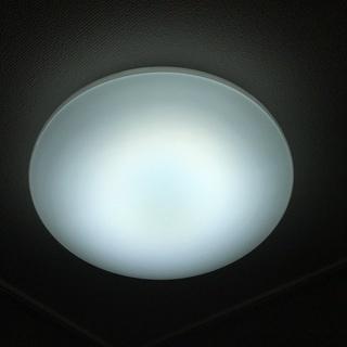アイリスオーヤマ LEDシーリングライト ~6畳用 リモコン付き