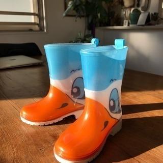 未使用 子供用長靴 サイズ14 ※13以下のお子さんにオススメ