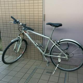 マウンテンバイク とても軽い自転車 変速付き