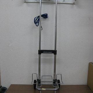 ミニカート キャリー 台車 日本製 折りたたみ式 耐荷重50kg