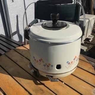LPG用炊飯器