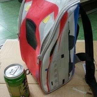 値下げ!プラレール新幹線リュック 500円