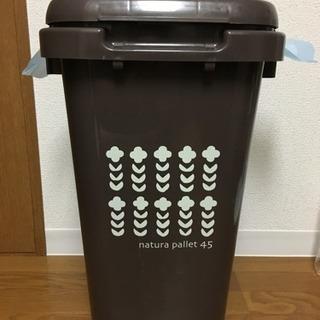 45リットルゴミ箱 (同色の物が2つ。バラでも可)