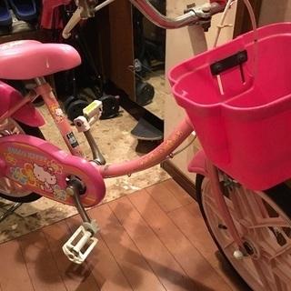 子供用自転車♪