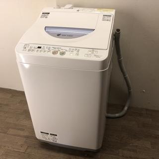 102705 ☆シャープ 洗濯機 5.5kg 13年製☆