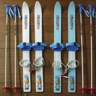 🔷子供用スキーセット 2個🔷