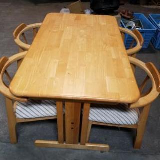四人掛けダイニングテーブル