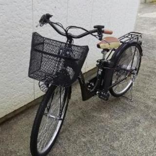 新品 電動アシスト自転車