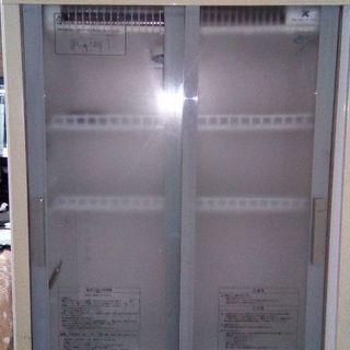 旧サンヨー業務用冷凍冷蔵庫ショーケース