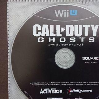 [Wii U]ポッ拳&CODG 8000円 京都か大津市のみ
