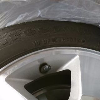 スズキ  ワゴンR  純正タイヤ4本 ホイール付き