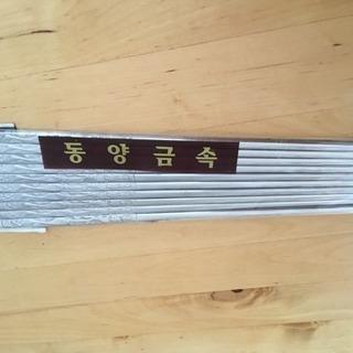 韓国のお箸