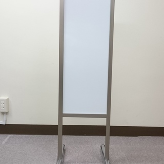 ⑪【堺筋本町駅1分】馬印 案内板(ホワイトボード) W:930