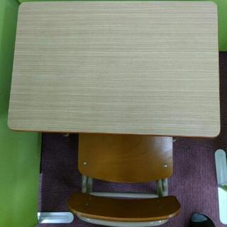 子供用机 椅子セット 小学1年~2年生くらい