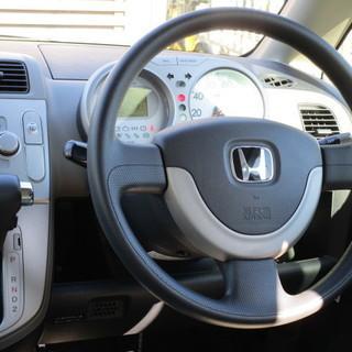 ライフ660 F 純正CD AUX キーレス 車検31年9月 (ライトブルー) - ホンダ