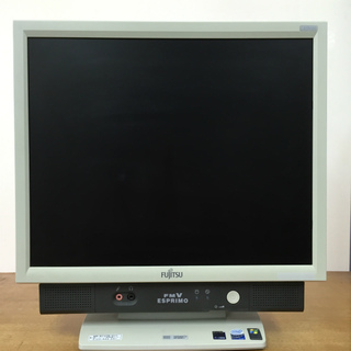 中古一体型パソコン (型番:FMV-K5240,商品ID:65)