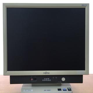 中古一体型パソコン (型番:FMV-K5240,商品ID:75)
