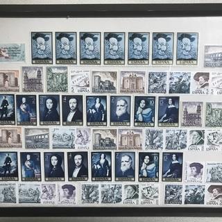 スペインの切手