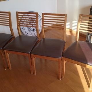 椅子4脚セット チェア
