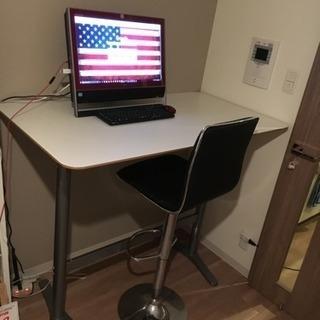 カウンターテーブル(ダイニングテーブル)+カウンターチェア
