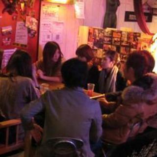 三軒茶屋で「飲み友増やしちゃおう会♪」