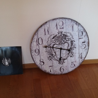 大きい時計