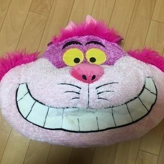 ディズニー☆チシャ猫のティッシュボックスケース